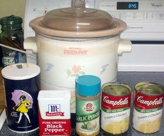Chicken and noodles whatachicken recipe