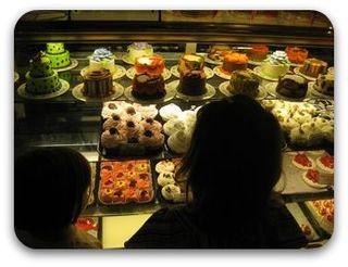 Ricks bakery looking