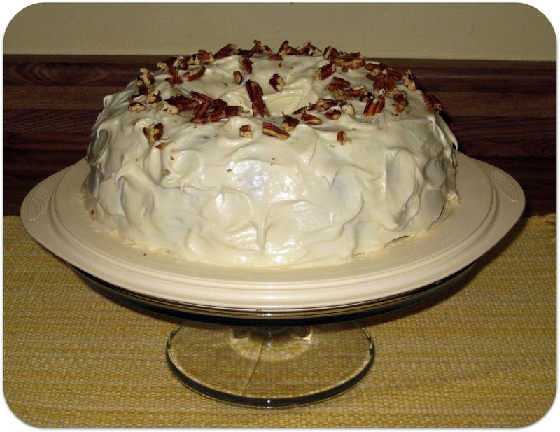Carrot cake best recipe ever