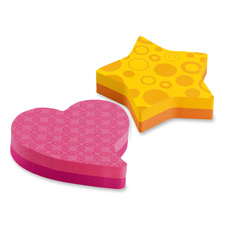 Show love with fun post it notes
