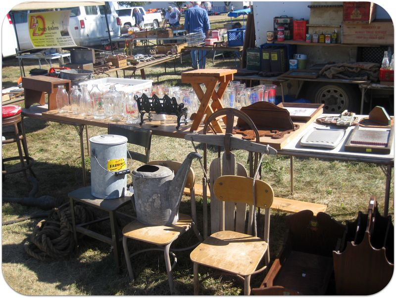 South Dakota Pioneer Power flea market