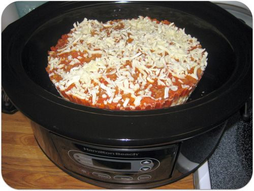 From Freezer to Table fits into crockpot