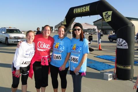 First 5k runner friends