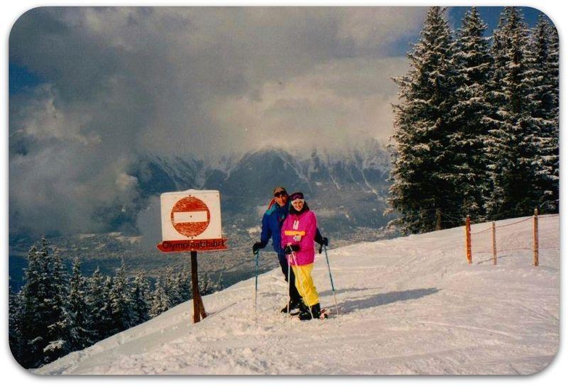 Innsbruck skiing dave mk 2