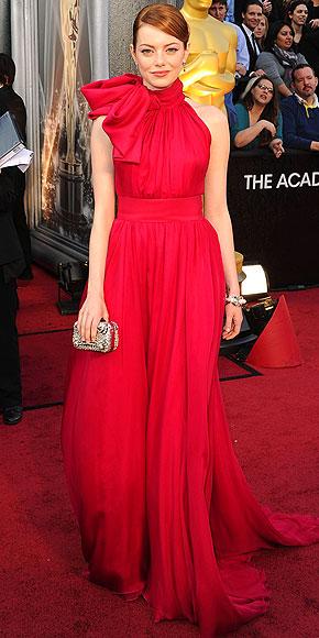 Oscars Emma Stone credit jason merritt getty