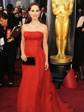 Oscars Natalie Portman