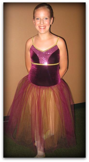 Rebecca ballerina