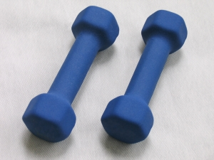 Stock xchng credit 1356802_dumbbells