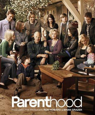Parenthood t.v. show on NBC
