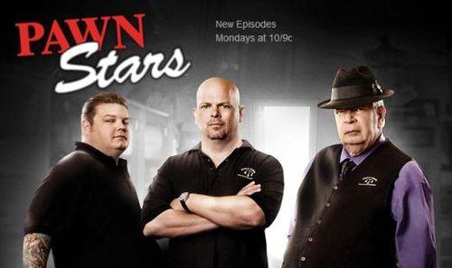 Pawn Stars t.v. show