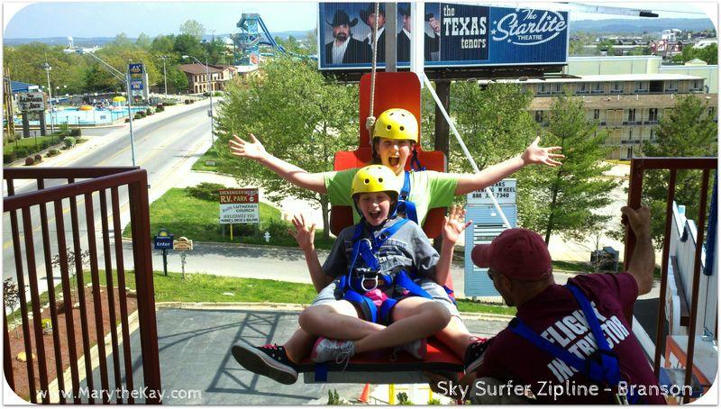 Zipline Sky Coaster leah becca