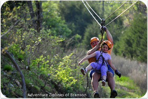 Zipline dave sb Zipline Adventures Branson