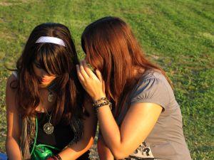 Stock xchng 1066564_gossip_girls_1