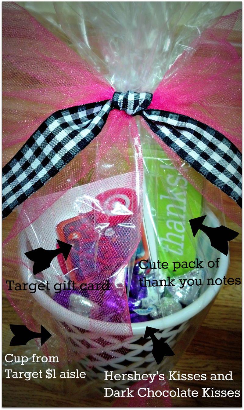 Inexpensive teacher gift