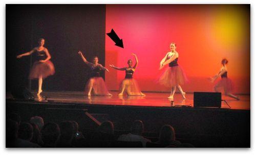 Rebecca ballet 1