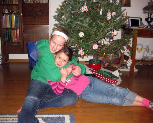 Christmas at grandmas