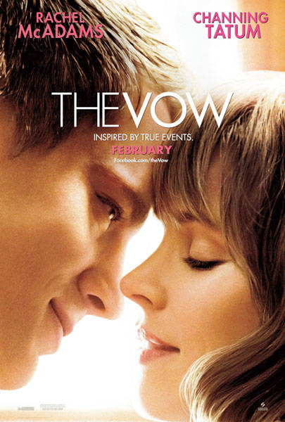 The Vow movie poster