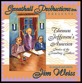 Thomasjeffersonsamerica by Jim Weiss
