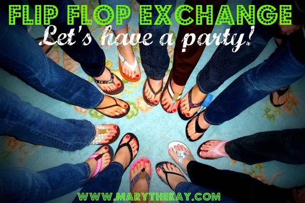 Flip Flop Exchange Party