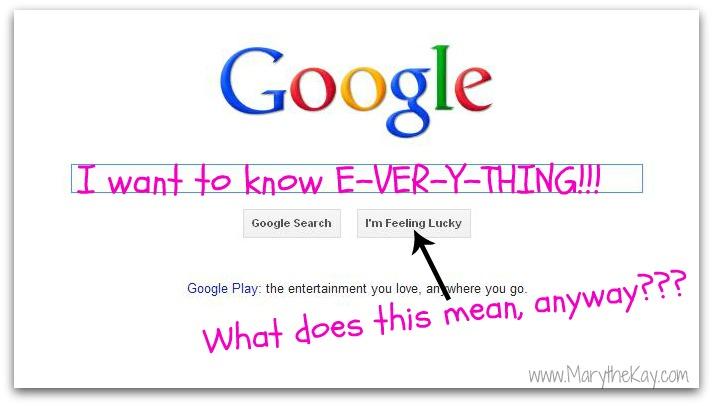 Google logo for blog