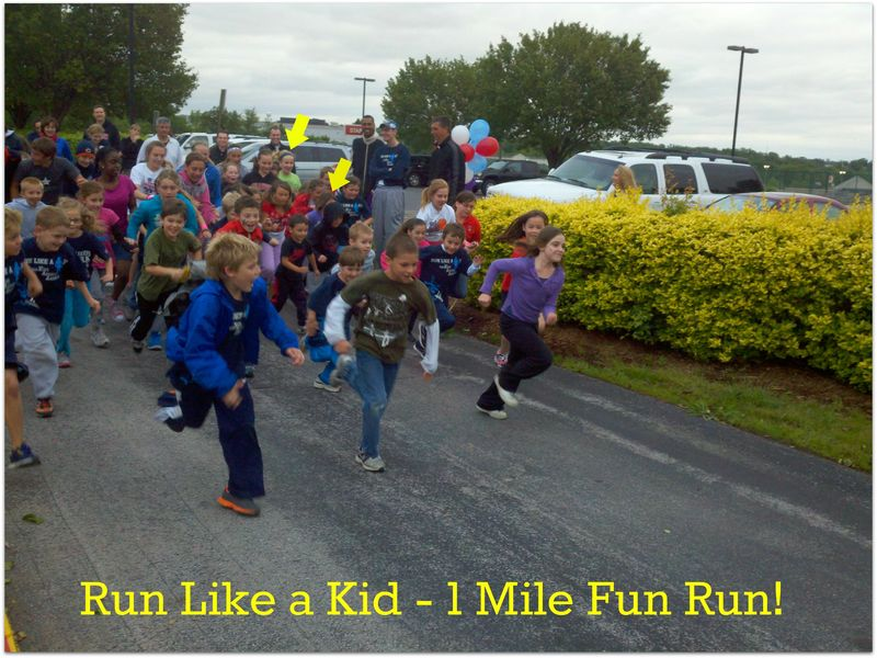 Run Like a Kid fun run