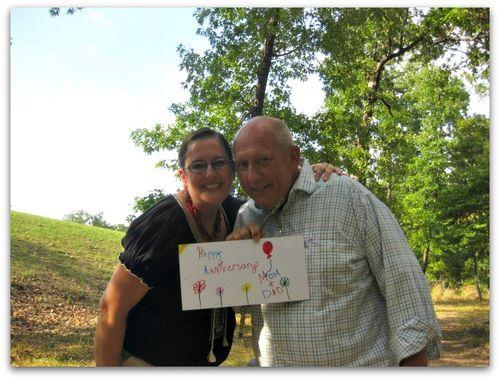 Surprise anniversary couple (3)