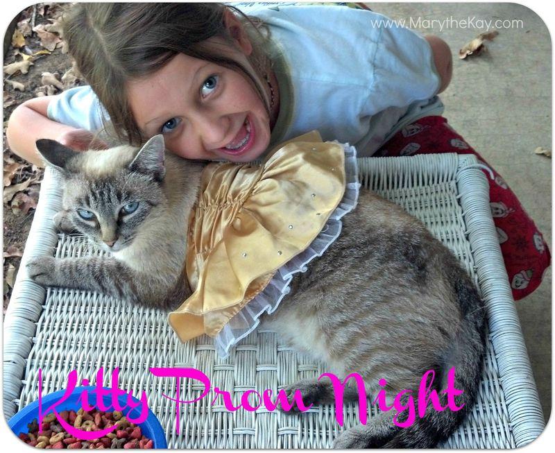 Cat fashion show gold prom dress2