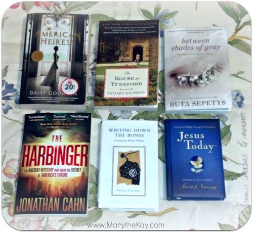 Books I've read