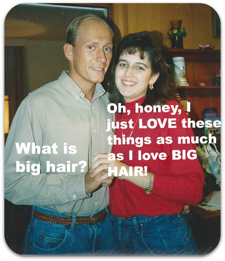Funny couple photo