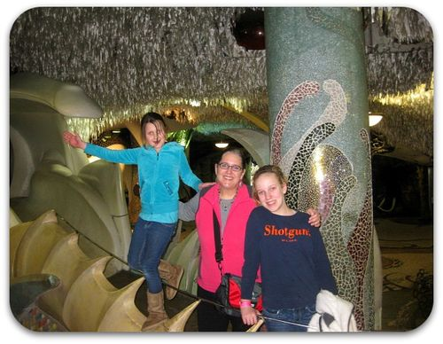 St Louis City Museum family pic