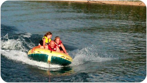 Labor day weekend tubing