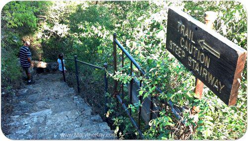 Lakeside Wilderness Hiking trail 2