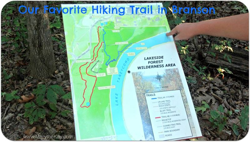 Lakeside Wilderness Hiking trail 7
