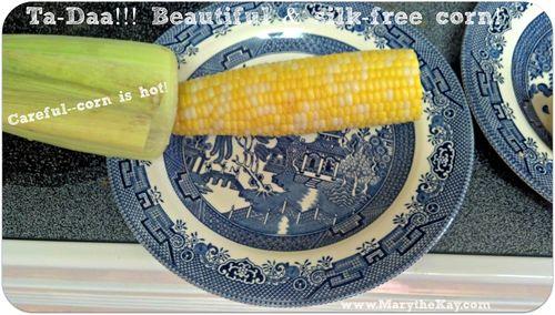 Cooking sweet corn 2