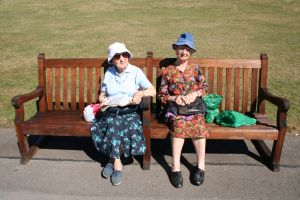 Stock xchng photo credit 569901_old_ladies_on_a_bench