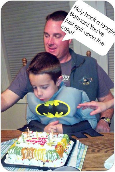 Birthday weekend batman birthday cake2