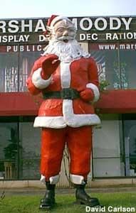 Marshal moody santa