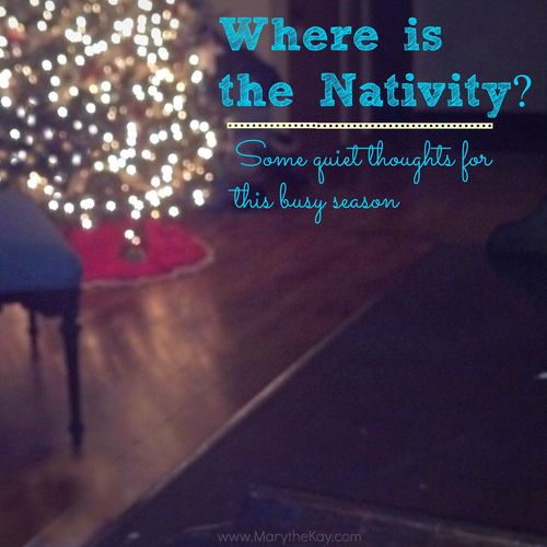 Where is the nativity